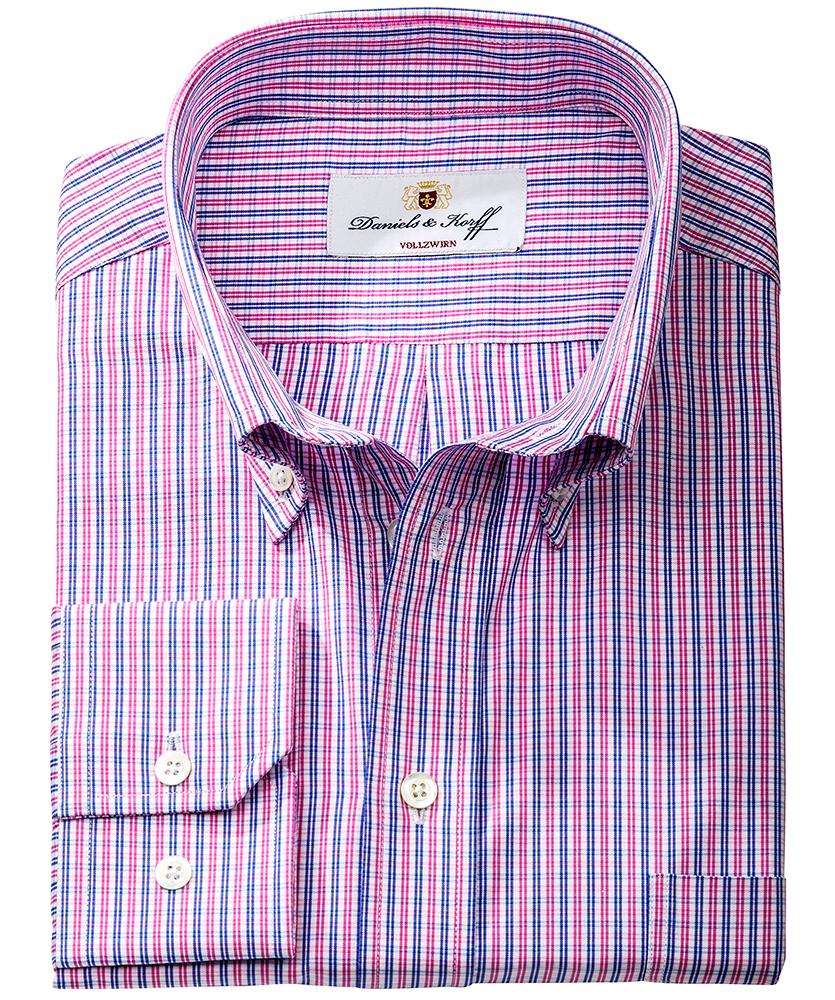 Vollzwirn hemd 100 2 daniels korff daniels korff - Vollzwirn hemd ...