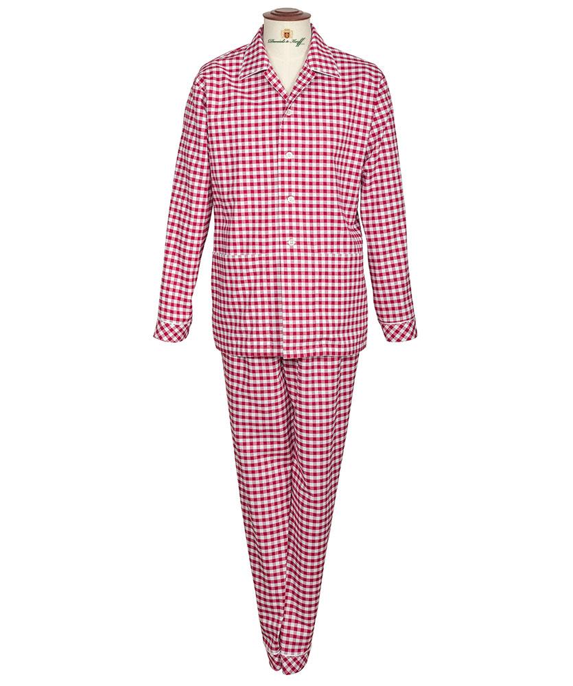 herren flanell pyjama daniels korff daniels korff. Black Bedroom Furniture Sets. Home Design Ideas
