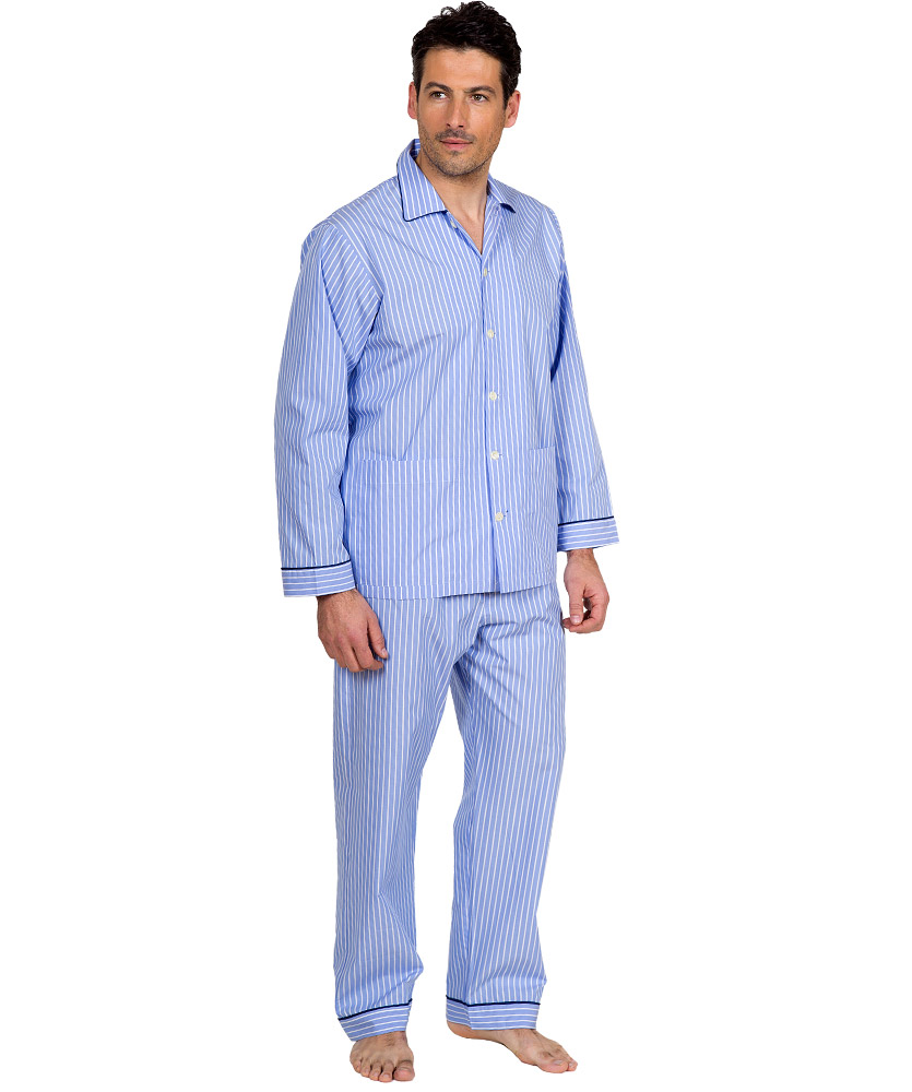 new style 219a3 d0d93 Herren-Pyjama
