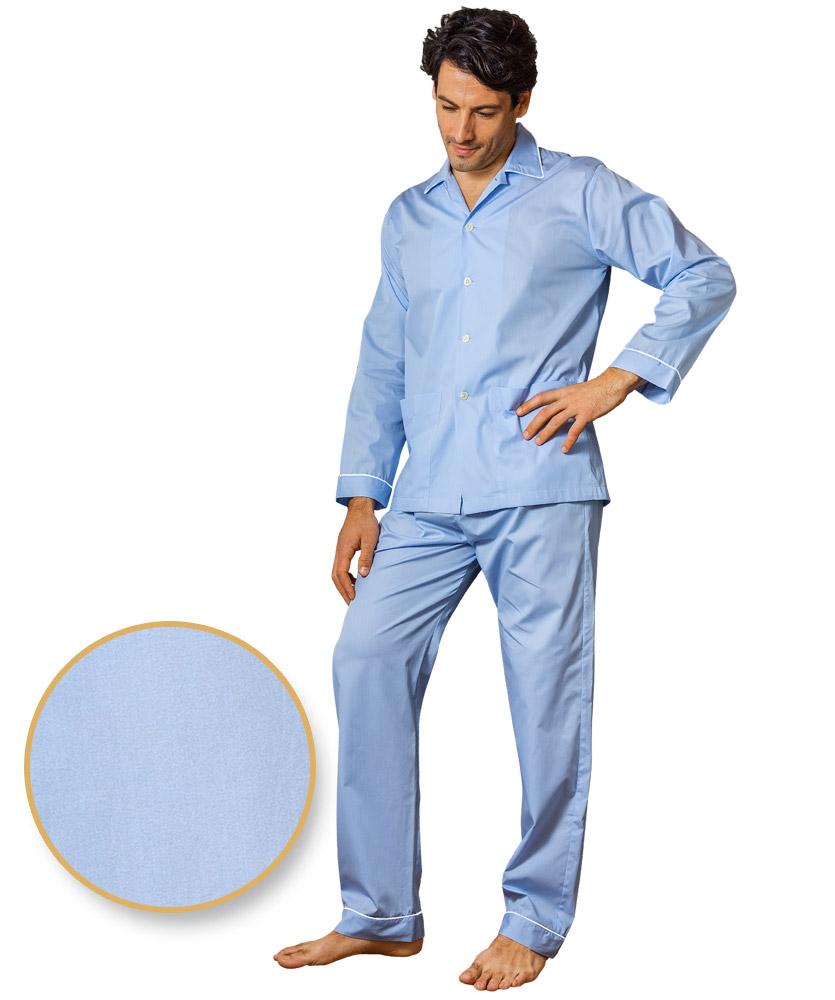 los angeles 8fbb0 3b257 Herren Pyjama lang,