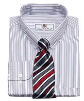 Elegante mode f r herren und damen daniels korff - Vollzwirn hemd ...